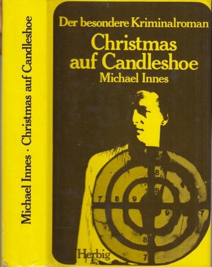 Innes, Michael. Christmas auf Candleshoe.