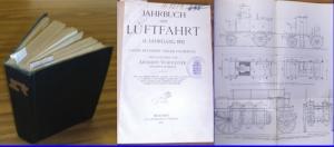 Aeronautik - Vorreiter, Ansbert (Hrsg.): Jahrbuch der Luftfahrt II. Jahrgang 1912.