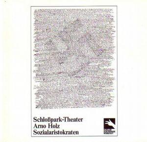 Berlin - Staatliche Schauspielbühnen -Boy Gobert- Intendanz (Hrsg.) Programmhefte des Schloßparktheaters Berlin, Spielzeit 1980/ 1981. Heft 2 und 5. Konvolut aus 2 Heften.