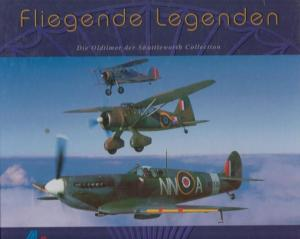 Bowman, Martin W. (Text) Dibbs, John M. (Fotos): Fliegende Legenden : Die Oldtimer der Shuttleworth Collection.