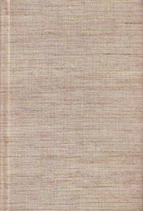 15x21 cm, XVII, 1209 S., beiger OLeinenband, richtig gutes Expl.