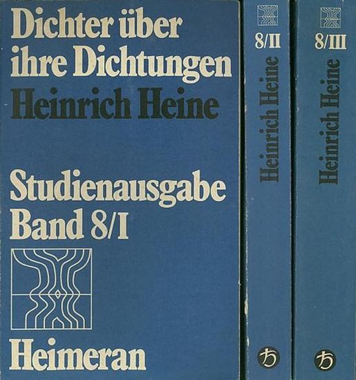 Heine, Heinrich: Heinrich Heine. 3 Bände.