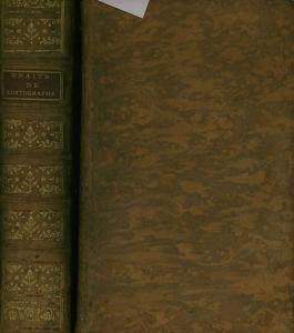 LeRoy, Charles: Traité de L'Orthographe Francoise, en Forme de Dictionnaire; enrichi de Notes Critiques et de Remarques sur l'Etymologie & la Pronociation des Mots, le Genre des Noms, la Conjugaison des verbes irréguliers, & les Variations de...