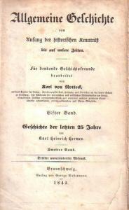 Stahlstich nach Original-Compositionen von Alfred Rethel durch Pergamentblatt geschütz, Ränder leicht braunfleckig, Stich sind nicht betroffen