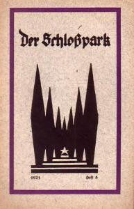 Seiten 107 - 120 und 1 Blatt mit Anzeigen. Originalkarton mit dem Signet von Max Thalmann. 8°. Gutes Exemplar.