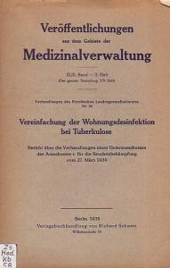 76 Seiten. Grauer Original - Karton. 23 x 15,5 cm. Ausgeschiedenes Bibliotheks - Exemplar mit hinten gestempeltem Titelblatt. Vorderer Deckel gelockert. Einband angestaubt.