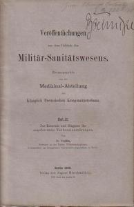 55 Seiten mit Literaturverzeichnis. Graue Original - Broschur. 24,5 x 16,5 cm. Name auf Titelblatt und Umschlag. Gut erhalten.