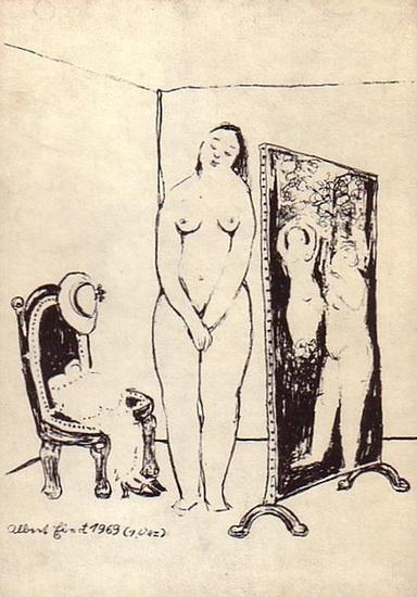 Ebert, Albert(1906-1976): 2 Texte von Albert Ebert und 1 von Helmut Brade. Herausgeber: Staatlicher Kunsthandel der DDR, Galerie am Hanseríng Halle.