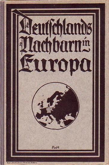 Dröber-Weyrauther: Erdkunde für höhere Lehranstalten. Band 3: Länderkunde von Europa. Einheitsausgabe. Neu bearbeitet von Wilhelm Stadelmann.