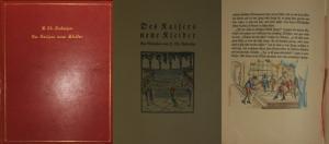 Bud, Charlotte (Illustr.) / Hans Christian Andersen: Des Kaisers neue Kleider - Ein Märchen von H. Chr. Andersen.