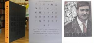 RaaminPresse Roswitha Quadflieg: Die zwanzig Dichter der Raamin-Presse. Galerie, Revue, Erinnerung, Bilanz. Zwanzig Portraits und ein Essay.