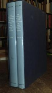 Millar, Oliver The Victorian Pictures in the Collection of Her Majesty the Queen. Text and Plates (Two volumes set).
