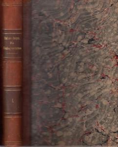 26 x 18,5 cm. Brauner Originalhalblederband mit Lederecken. Rücken, Ränder und Ecken wenig berieben. VI, 470, 15 Seiten mit 100 s/w Abbildungen und 1 gefalteten Übersichtskarte der wichtigsten Bergbauzentren Mittelschwedens. Gutes Exemplar.