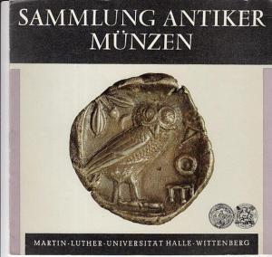 Zimmermann, Hans-Dieter (Bearb.) - Hrsg. Im Auftrag des Rektors von Ralf-Torsten Speler: Sammlung Antiker Münzen. 5.Folge.