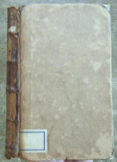 Schaden, Adolph v.: Rochus Pumpernickels Tod oder Cadiz Fall im Jahre 1823. Tragi-komischer Roman. Zweiter (2.) Teil sep. 0