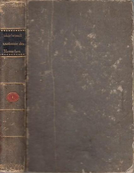 Hildebrandt, Friedrich (Begr.) ; Ernst Heinrich Weber (Bearb.): Handbuch der Anatomie des Menschen. Erster Band: Allgemeine Anatomie. Sep. 0