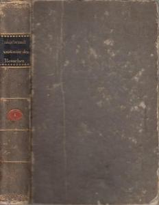Hildebrandt, Friedrich (Begr.) ; Ernst Heinrich Weber (Bearb.): Handbuch der Anatomie des Menschen. Erster Band: Allgemeine Anatomie. Sep.
