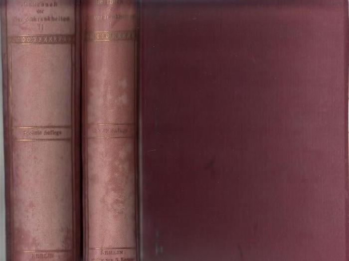 Oppenheim, H.: Lehrbuch der Nervenkrankheiten für Ärzte und Studierende. 2 Bde. kpl. 0