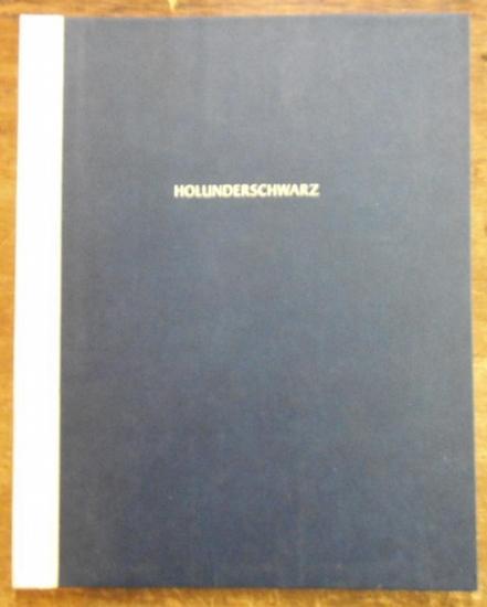 Böhme, Lothar (Illustrationen) / Stumpe - Speer, Ilona (Text). - Hrsg.: Maximilian Barck: Holunderschwarz. Gedichte. Radierungen: Lothar Böhme. 0