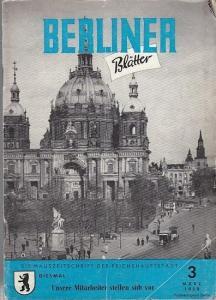Originalbroschur, 23 x 16 cm, 50 Seiten mit Abbildungen, gut erhalten.