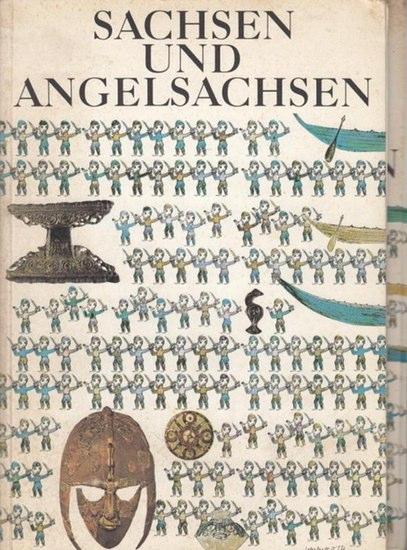 Ahrens, Claus (Hrsg.): Sachsen und Angelsachsen. Ausstellung des Helms - Museums, Hamburgisches Museum für Vor- und Frühgeschichte . 18. November 1978 bis 28. Februar 1979. Veröffentlichungen des Museums Nr.32.