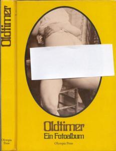 Göransson, Göran (Vorwort): Oldtimer. Ein Fotoalbum (aus einem bürgerlichen Schweizer Nachlaß). Mit Vorwort.
