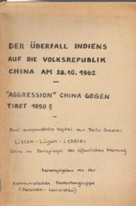 Originalbroschur, 20 x 14 cm, 36 Seiten, noch gut erhalten.