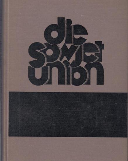 Remmele, Hermann: Die Sowjetunion. Erster Band sep.