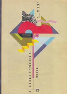 Originalbroschur, 30 x 21 cm, 46 Seiten mit Abbildungen, gut erhalten.