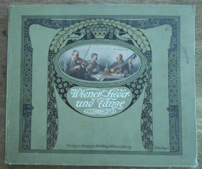 Kremser, Eduard: Wiener Lieder und Tänze.