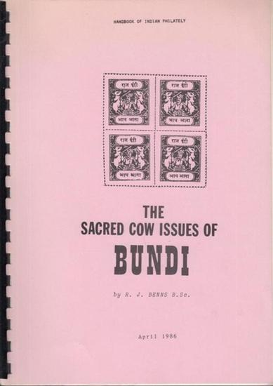 Benns, R. J.: The sacred Cow issues of Bundi.