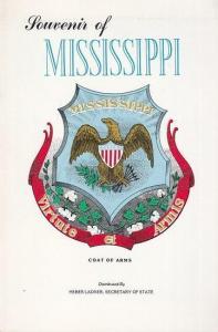 Ladner, Heber (Distrib.): Souvenir of Mississippi.