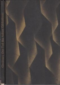 21,3 x 14,3 cm. Schwarzer Original-Pappband mit goldgemusterten Buchdeckeln und goldgeprägtem Rückentitel. Die Kapitale gering angestoßen mit sehr kleinen Fehlstellen. 89 (1) Seiten, 1 Bll. mit einem Frontispiz nach einem Gemälde von Schuster-Woldan un...