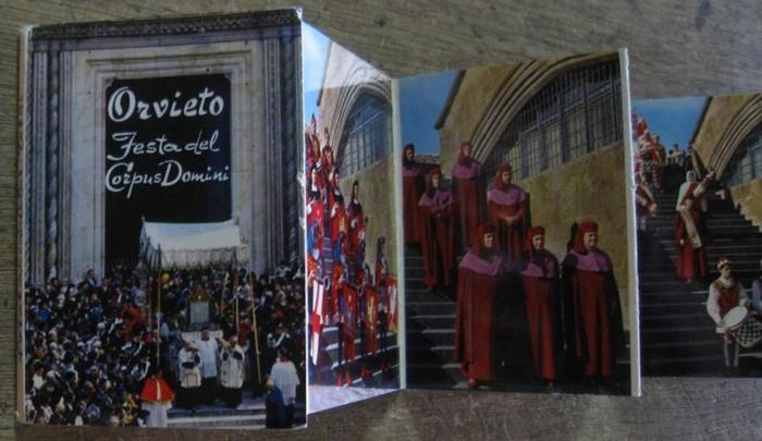 N. N. (Orvieto): Orvieto - Festa del Corpus Domini.