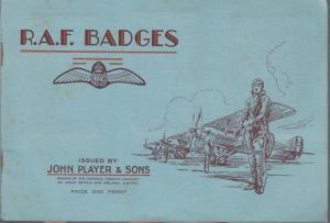 R. A. F. Badges. - John Player & Sons (Ed.): R. A. F. Badges.