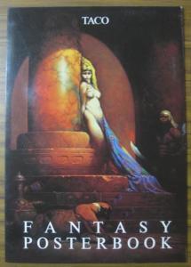 Taco - Boris Vallejo, Frank Frazetta, Rowena Morrill: Fantasy Posterbook.