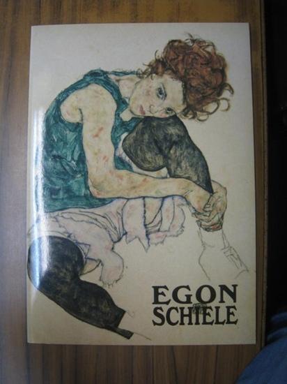 Egon Schiele - Reinhard Steiner: Egon Schiele - ( Kunstdrucke / Posterbook )