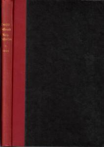 Deutsche Luftwacht - R. Schulz (Schriftltg.) - Hrsg. Unter Mitwirkung des Luftfahrtministeriums: Deutsche Luftwacht - Ausgabe Luftwissen Band III (1936). Enthalten sind die Nummern 1 - 12, Januar bis Dezember 1936.