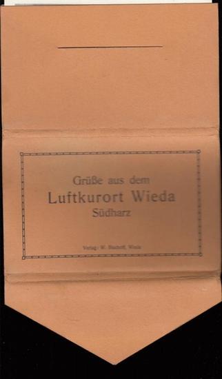Wieda.- Grüße aus dem Luftkurort Wieda, Südharz. (10 Postkarten)