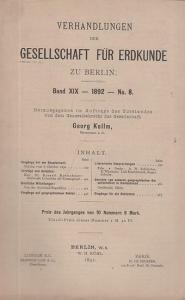 22 x 14,2 cm. Hellgraues Originalheft, vollständig mit den Seiten 395 - 468. Heft mit Gebrauchsspuren, Papier leicht randgegilbt, sonst gutes Exemplar.
