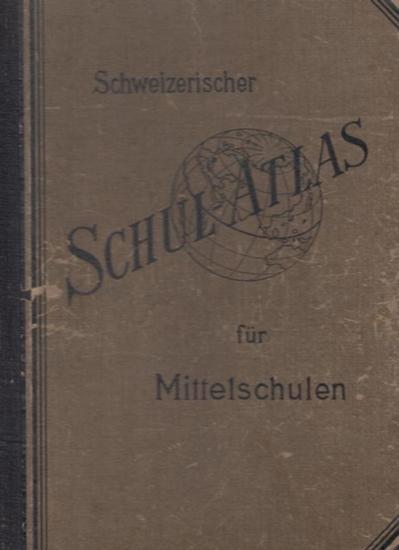 Konferenz der kantonalen Erziehungsdirektoren (Hrsg.): Schweizerischer Schulatlas für Mittelschulen.