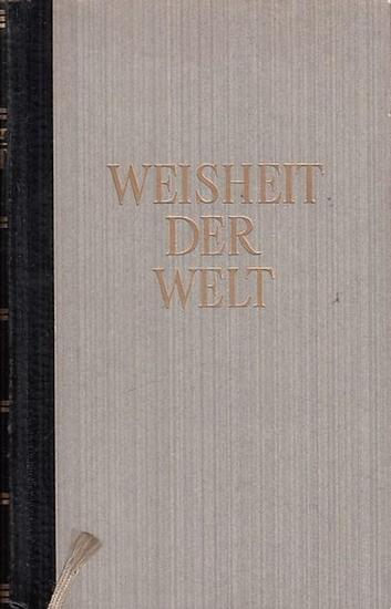 Natzmer, Gert von: Weisheit der Welt. Eine Geschichte der Philosophie.