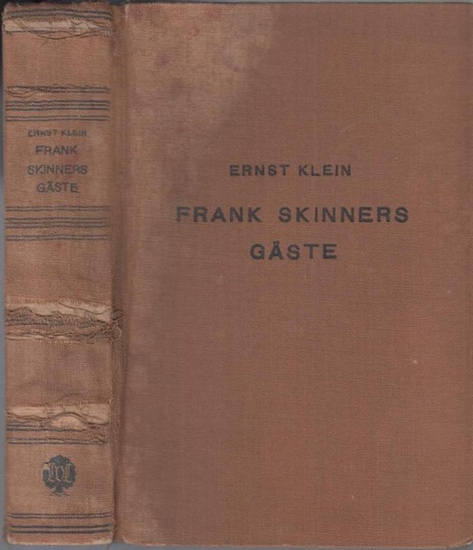 Klein, Ernst: Frank Skinners Gäste.