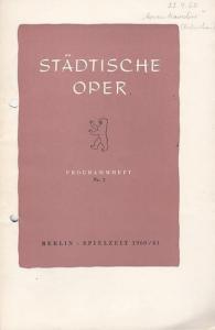 Originalbroschur, 23 x 15 cm, gelocht, ca. 30 Seiten mit Abbildungen, gut erhalten.