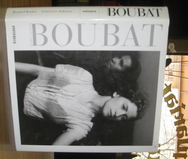 Boubat, Edouard (1923 - 1999) - Bernard Boubat, Genevieve Anhoury: Edouard Boubat. Eine Monographie, konzipiert und realisiert von Bernard Boubat und Genevieve Anhoury.