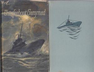 Boetticher, Hans: Unterseeboot Ganymed.