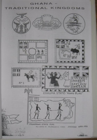 McMeekin, John D.: Ghana Traditional Kingdoms