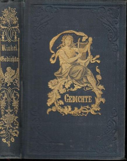 Kinkel, Gottfried : Gedichte.
