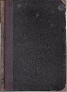 8°. Originalhalbleinenband ohne Einbandtitel. Der Einband ist fleckig und beschabt. 56 Seiten und 6 Farbendrucktafeln. Heraldisches ExLibris im vorderen Innendeckel (Dr. Hanns Jäger - Sunstenau). Innen sauber und gut erhalten.