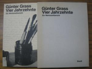 Grass, Günter. - G. Fritze Margull (Hrsg.): Vier Jahrzehnte. Ein Werkstattbericht.